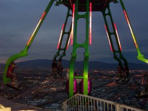 Attraction Rides at Stratosphere