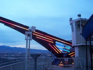 Thrill Rides at Stratosphere