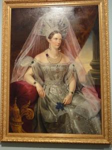 Empress Alexandra, 1852.