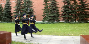 Red Square - The Changing of the Guard